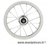Roue arrière 12 1/2*2 1/4 moyeu acier - Accessoire Vélo Pas Cher