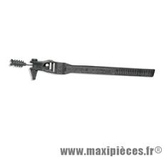 Porte pompe collier VTT diamètre 25/34mm marque Zéfal - Accessoire vélo