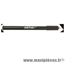 Pompe atb 310 plastique l380mm 130 grammes marque Zéfal - Accessoire vélo