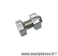 Boulon 6 pans 5x10 - Accessoire Vélo Pas Cher