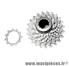 Cassette 10 vitesses compatible shimano 11x23 dents marque Miche - Pièce vélo
