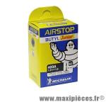 Chambre a air 400a 32/37 h3 presta (16-6m) marque Michelin - Pièce vélo