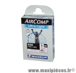 Chambre à air dimensions 650 x 18/23 b1 light presta (valve 60mm) marque Michelin - Pièce vélo