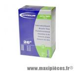 Chambre à air de 26 pouces x 1,50/2,35 standard av14 extra schwalbe - Accessoire Vélo Pas Cher