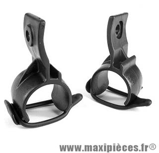 Supports mini pompe (la paire) marque Leader - Accessoire vélo