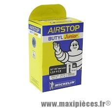 Chambre à air de 16 pouces/350a i4 standard marque Michelin - Pièce vélo