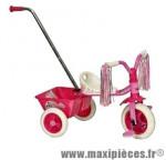 Tricycle enfant Disney princess - Accessoire Vélo Pas Cher - Tricycle pour enfant