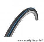 Pneu 700 x 23 lugano bleu tringle rigide - Pneus Cycle Schwalbe