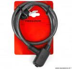 Antivol vélo Câble a clé 0.75m x 10mm - Accessoires Vélo Trelock