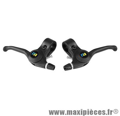 Levier de frein VTT junior noir (la paire) (s19) - Accessoire Vélo Pas Cher