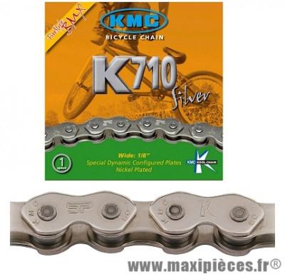 Chaîne de vélo BMX k710 kool séries 100m 1/2 x 1/8ème 100 maillons marque KMC - Matériel pour Vélo