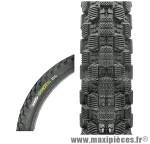Pneu pour vélo de taille 20 x 1,95 BMX chaotic 510 grammes marque CST