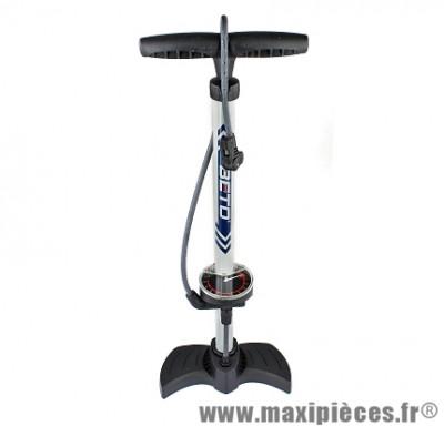 Pompe a pied mano tube acier corps composite softvalve vp/vs marque Beto - Accessoire vélo