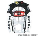 Gilet sans manche wintex noir xl marque Oktos- Equipement cycle