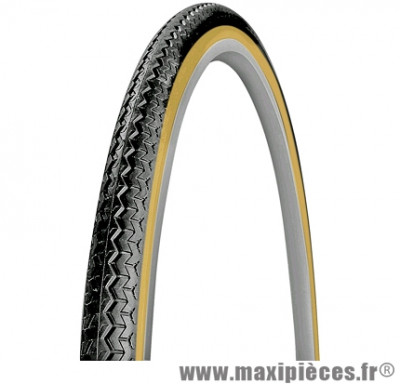 Pneu 650 x 35a world tour blanc/noir (26 x 1 3/8 -35-590) marque Michelin