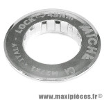 Contre écrou 9-10 vitesses Campagnolo grande flasque Miche 12 dents ou plus