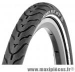 Pneu 700 x 35 pilot sport noir bandes réfléchissantes marque Michelin