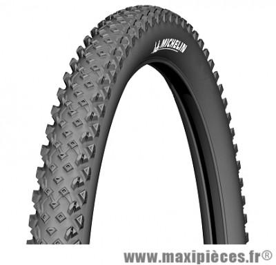Pneu de vélo dimension 26 x 2,00 country dry 2 noir tr marque Michelin