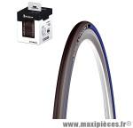 Pneu 700 x 23 lithion 2 bleu marque Michelin