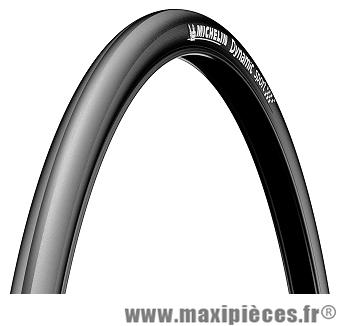 Pneu 700 x 23 dynamic sport noir marque Michelin
