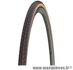Pneu 700 x 28 dynamic classic beige noir marque Michelin