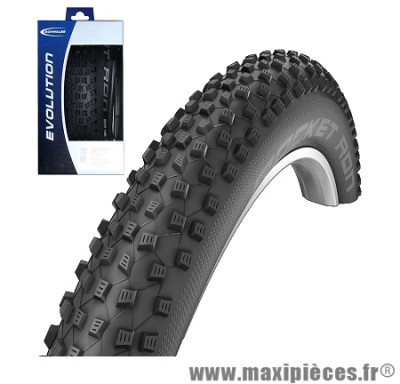 Pneu de vélo Schwalbe Rocket Ron Evolution 26x2,10 pouces (54-559) Tubeless Ready tringle souple (HS438)