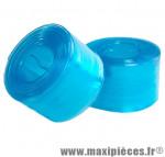 Déstockage ! Bande anti crevaison (x2) 25mm - couleur Bleu - marque Vélox