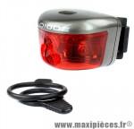 Eclairage arrière diodes marque Sigma - Matériel pour Vélo