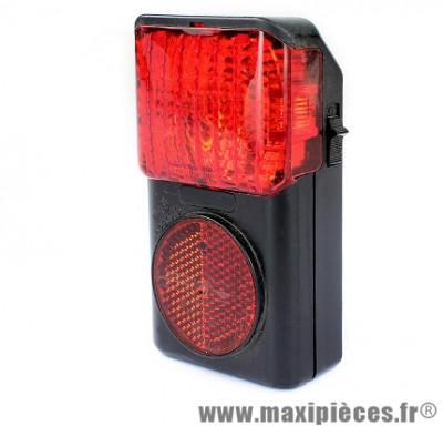 Eclairage arrière light vis marque Basta - Matériel pour Vélo