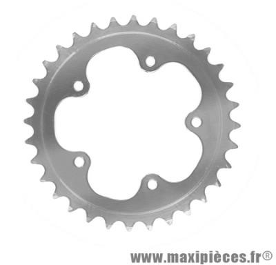 Plateau 28/30/32 dents 3023 - Accessoire Vélo Pas Cher