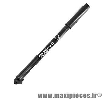 Pompe autofix T1 valve réversible Schrader/Presta marque Zéfal - Accessoire vélo * Prix spécial !