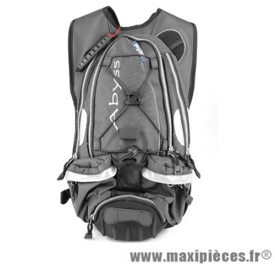 Sac a dos avec poche a eau abyss 9l marque Zéfal- Equipement cycle