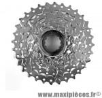 Cassette 7 vitesses 12x32 dents marque Sram - Pièce vélo