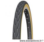 Pneu 450a diabolo city beige/noir marque Michelin