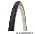 Pneu 650 1/2b zz 44-584 beige/noir marque Michelin