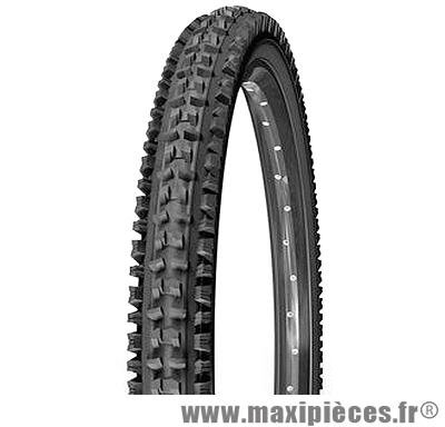 Pneu de vélo dimension 26 x 2,20 dh 16 all terrain tubeless tr marque Michelin