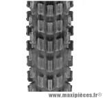 Pneu pour vélo de taille 20 x 1,75 BMX mambo noir marque Michelin
