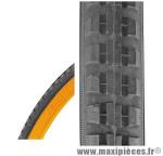 Pneu 650 x 35a brun/noir marque Deli Tire