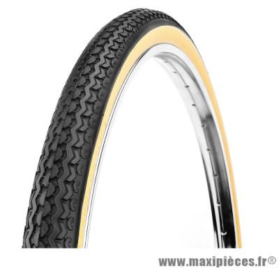 Pneu Deli Tire noir et brun ETRTO 35-584 (650x35B - 26x1 1/2) S-172-13