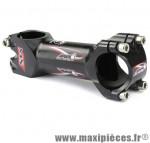 Potence ms duality 160 grammes 84° longueur 100 diamètre 31,8mm marque Mode - Pièce vélo