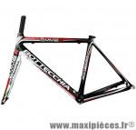Cadre course emme2 couleur a = carbone rouge blanc (taille 51) marque Bottecchia - Matériel pour Vélo