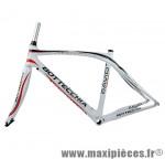 Cadre course 8avio blanc rouge (taille 48) marque Bottecchia - Matériel pour Vélo