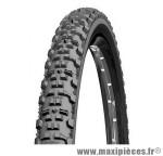 Pneu de vélo dimension 26 x 1,95 country cross marque Michelin