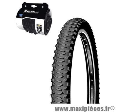 Pneu de vélo dimension 26 x 2,00 country trail marque Michelin