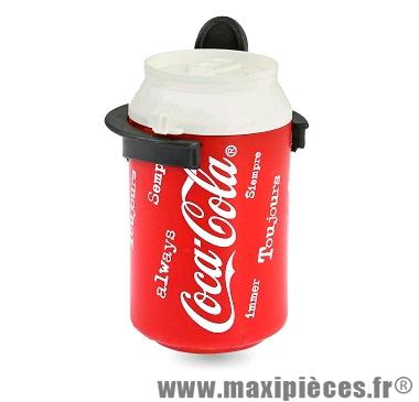 Porte bidon + bidon canette coca-cola - Accessoire Vélo Pas Cher