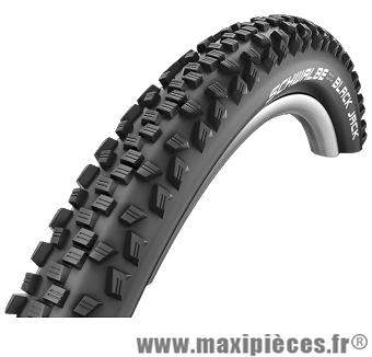 Pneu de cycle dimensions 16 x 1,90 cross noir modèle 2016 marque Schwalbe