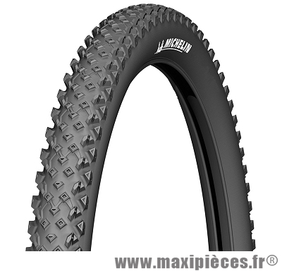 Pneu de vélo dimension 26 x 2,10 country race' r tr marque Michelin