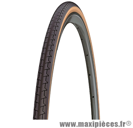 Pneu 700 x 23 dynamic classic beige noir marque Michelin