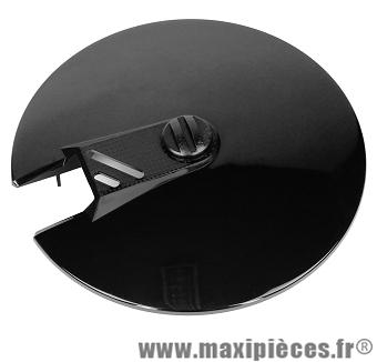 Protège pédalier rond 48 dents maxi noir - Accessoire Vélo Pas Cher