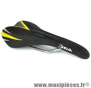 Selle sport type transam rail titane marque VELO - Pièce vélo